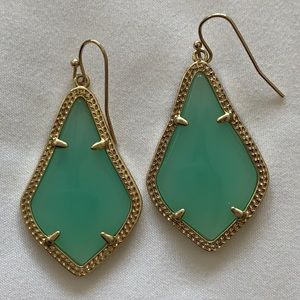 Kendra Scott Alex Gold Drop Earrings